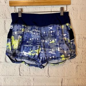 Athleta Running Shorts